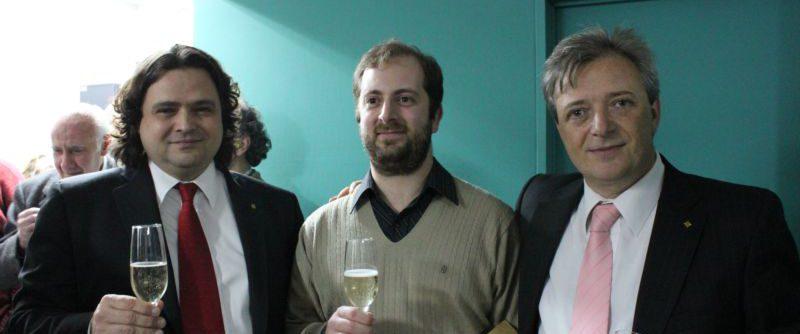Primer graduado Doctorado UTN Buenos Aires
