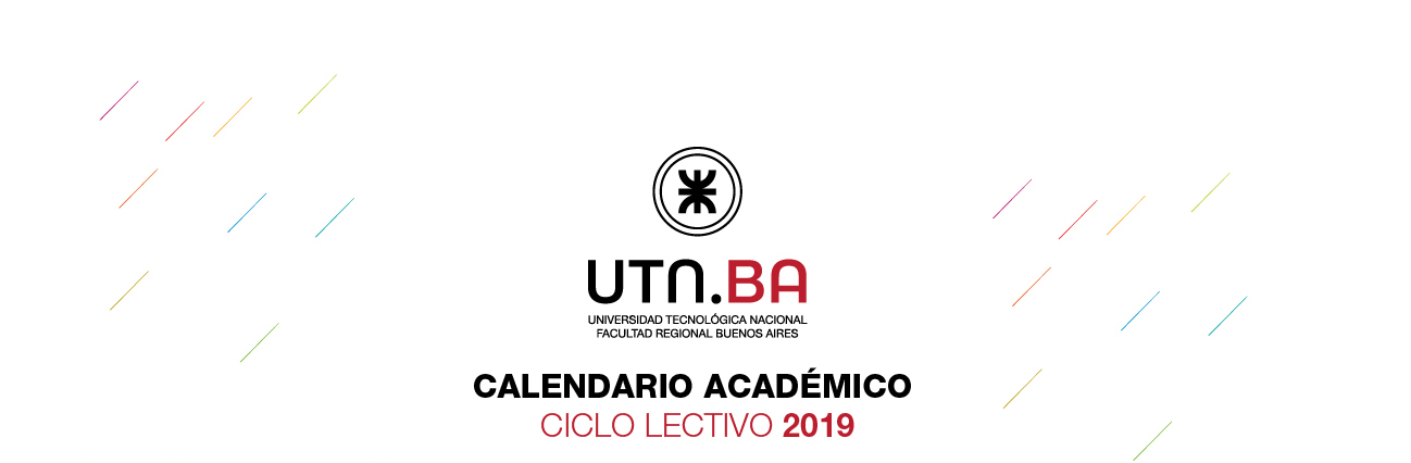 Calendario Escolar 2020 Caba.Calendario Academico Utn Ba