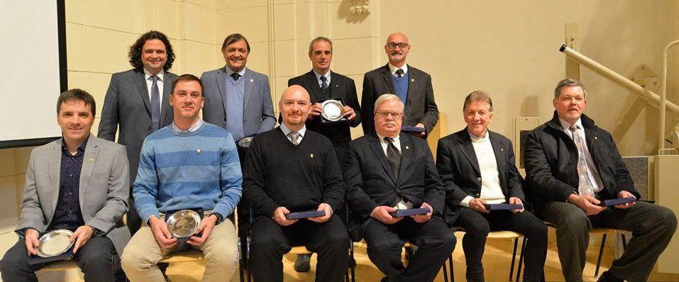 Foto de archivo - Homenaje a Graduados
